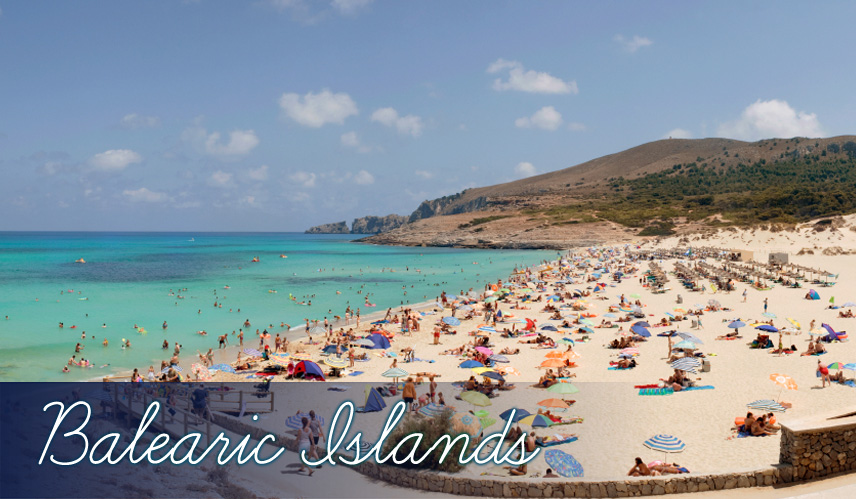 Balearic Islands holidays 2014