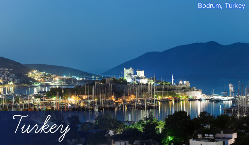 Cheap holidays to Bodrum
