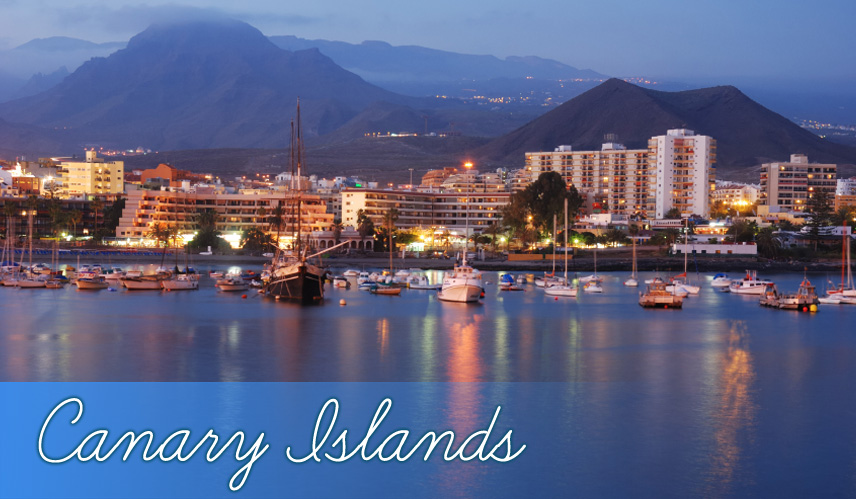 Canary Islands holidays 2014