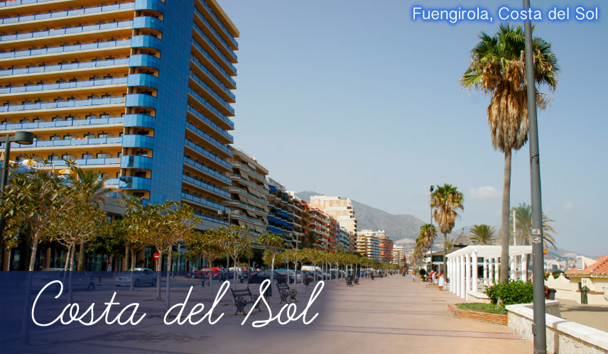 Cheap Holidays To Hotel Angela Fuengirola