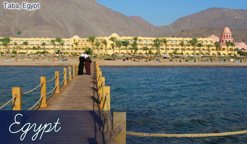 All inclusive Taba cheap holidays